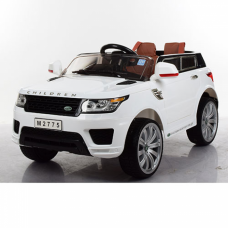 Машина M 2775 EBLR-1 белый