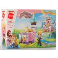 """Конструктор Qman 2613-2 """"Princess Leah"""": Павільйон вірності, 116 дет."""