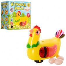 Курка 20259 несе яйця, муз., бат., кор., 15,5-10-15 см.