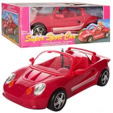 Машинка 22010 для ляльки, світло, бат., кор., 40,5-15-22,5 см.