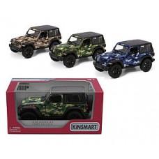 Машинка KT5420WA мет., інерц., відчин.двері, гум.колеса, 3 кольори, кор., 16-7-8 см.