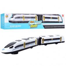 Поїзд 595-C-2 їздить, муз., 3D світло, бат., кор., 50-9-5 см.