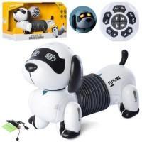 Тварина K22 собака,дист.кер.(ІЧ), радіокер., рухомий корп.,програми,USB,муз.,світло,кор.,36-23-16см.