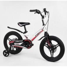 MG-16425 Велосипед 16 Білий