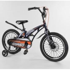 MG-18008 Велосипед 18 Чорний