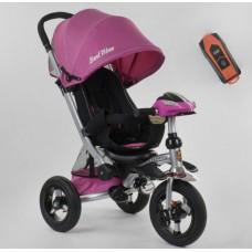 698 32-110 Велосипед Рожевий