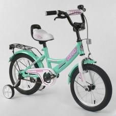 CL-12D0211 Велосипед Бірюзовий