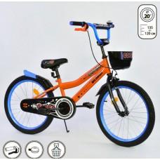 R-20305 Велосипед Помаранчевий