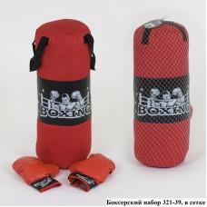 Боксерська груша 321-39