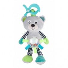68/062_grey Canpol babies Іграшка м яка вібруюча Bears - сіра