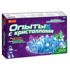 219576 Опыты с кристаллами