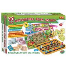 428804 Большой набор 30 игр.Математика.Язык.Логика