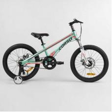 MG-94526 магниевый велосипед 20`` CORSO «Speedline»