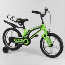 """39373 Велосипед магниевый 16"""" дюймов 2-х колёсный """"CORSO"""""""