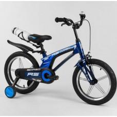 """21235 Велосипед магниевый 16"""" дюймов 2-х колёсный """"CORSO"""""""