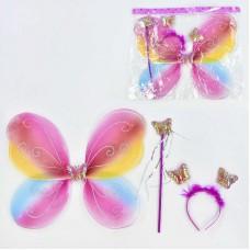 Карнавальный набор C 31255 для девочки Бабочка