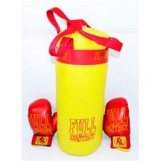 "гр Боксерский набор L-FULL Большой ""Full"" Красно-желтый"