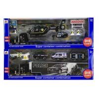 Набор металлопластиковых моделей DS 855