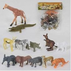 Набор диких животных 2А 012