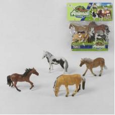 Набор лошадей 3N 504001