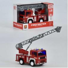 Пожарная машина WY 551 В