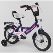 CL-12D0485 Велосипед Фіолетовий