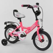 CL-12D0373 Велосипед Рожевий