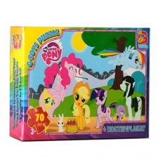 """MLP002 Пазли ТМ """"G-Toys"""" із серії """"My little Pony"""" (Моя маленька поні)"""