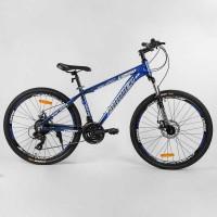 """Велосипед Спортивный CORSO «Zoomer» 26"""" дюймов 39766 (1) рама алюминиевая"""