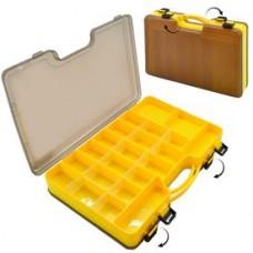 SF24111 Коробка для снастей двустороня 29.5*21*6см