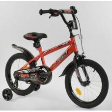 EX-16 5083 Велосипед Червоний
